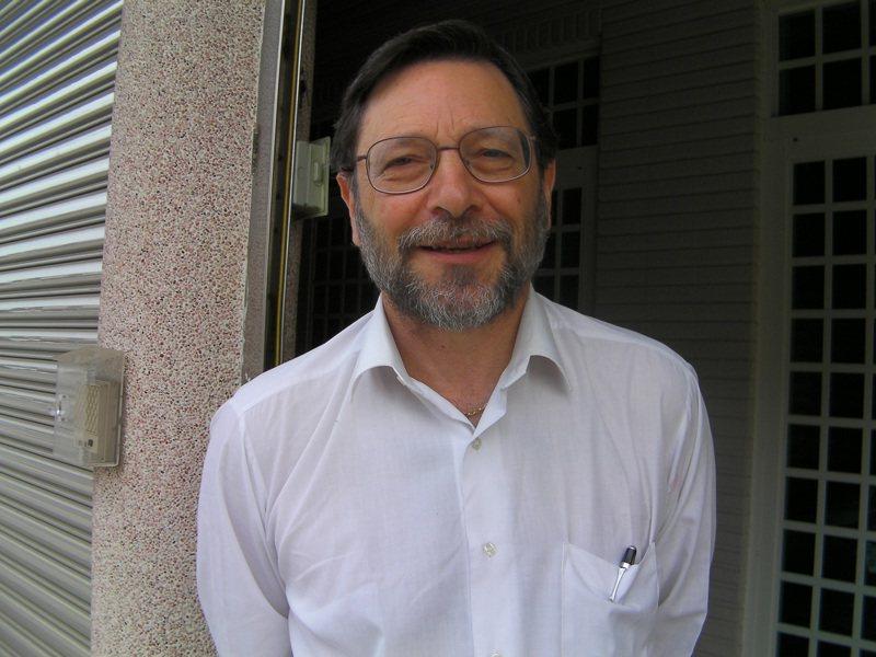 澳洲學者家博(Bruce Jacobs)去世。 聯合報系資料照/記者魯永明攝影