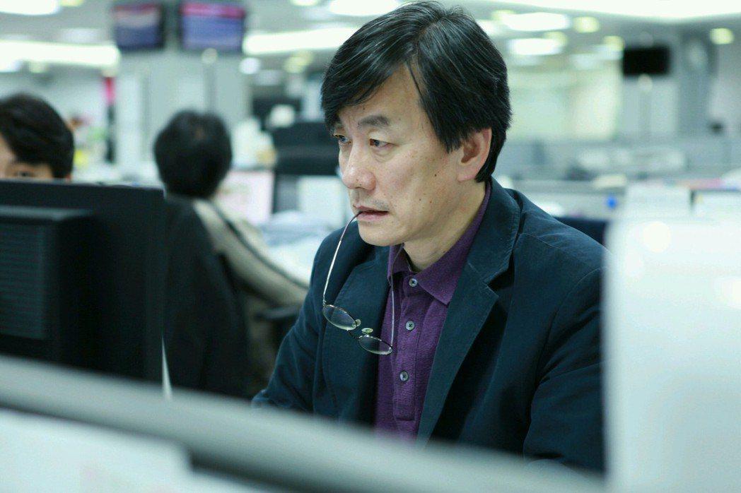 孫石熙是南韓最受尊敬的新聞人,「他展現了公正的媒體真的能夠改變世界。」 圖/作者...