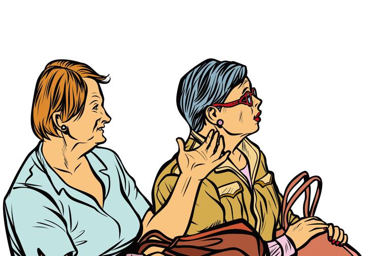 經過有些老人家身邊時,總聞到一股奇怪的味道,卻又不好意思開口詢問…… 示意圖/i...