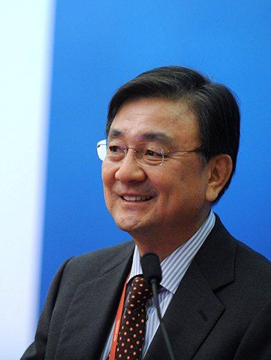 中央傳媒集團會長洪錫炫。 圖/中新社