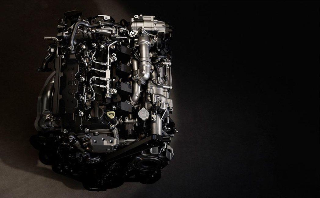 延宕多時的SKYACTIV-X引擎終於發表。 圖/Mazda提供