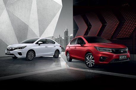 渦輪上身、平均油耗23.8km/L!全新第五代Honda City泰國首發