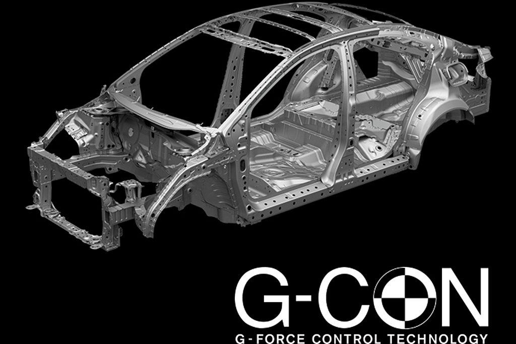 泰規全新第五代Honda City提供Honda G-CON車體架構、全車6具防...