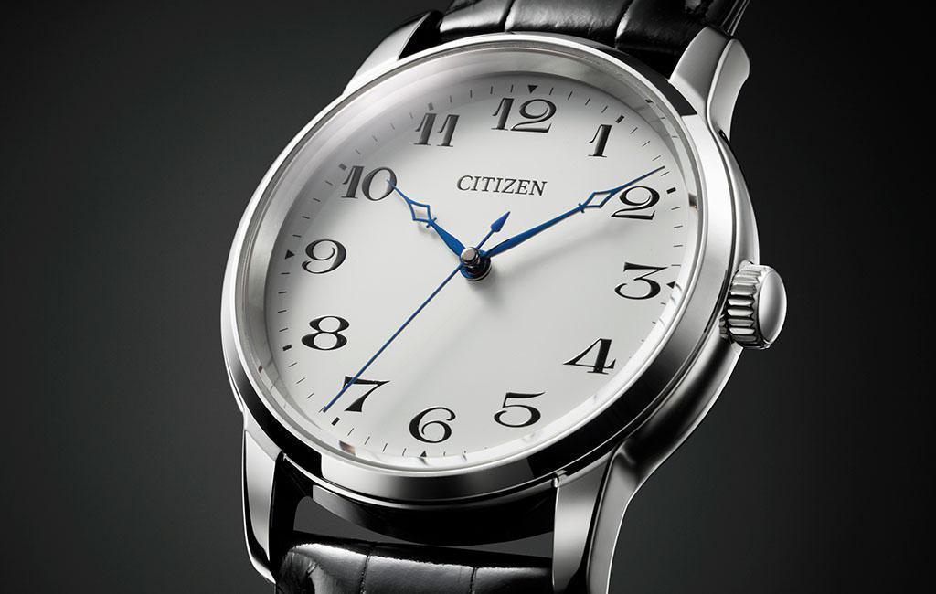 CITIZEN與GINZA TANAKA聯名腕表,採用鉑金製成表殼,限量16只,...