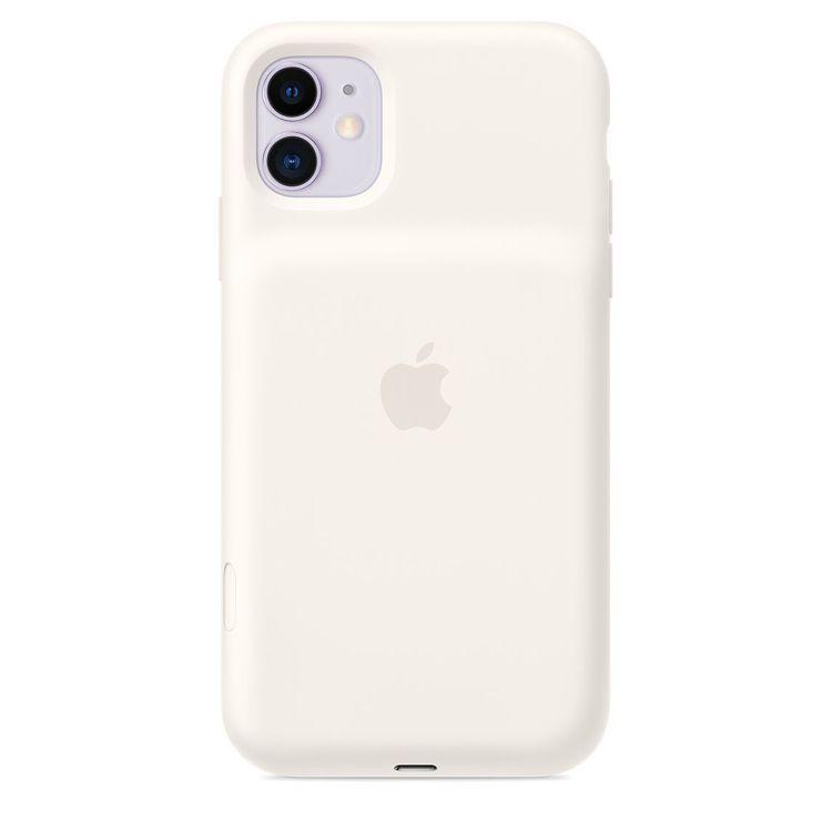 iPhone 11系列聰穎電池護殼,建議售價4,290元,近期即將開賣。圖/摘自...