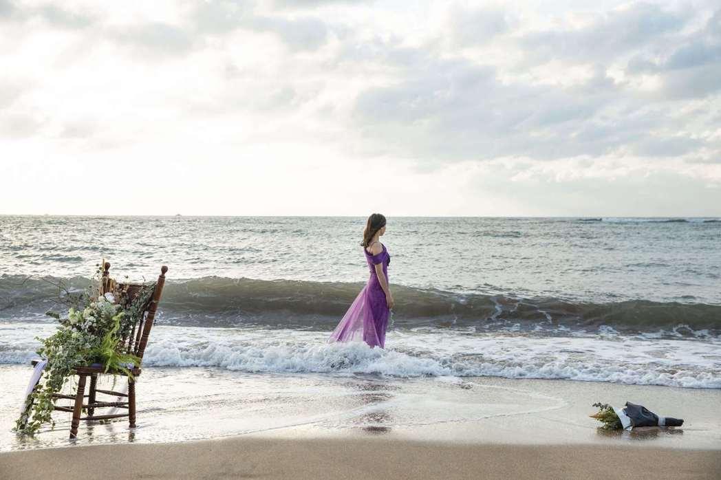 林凡為新歌「如願以償」MV吃足苦頭。圖/華納音樂提供
