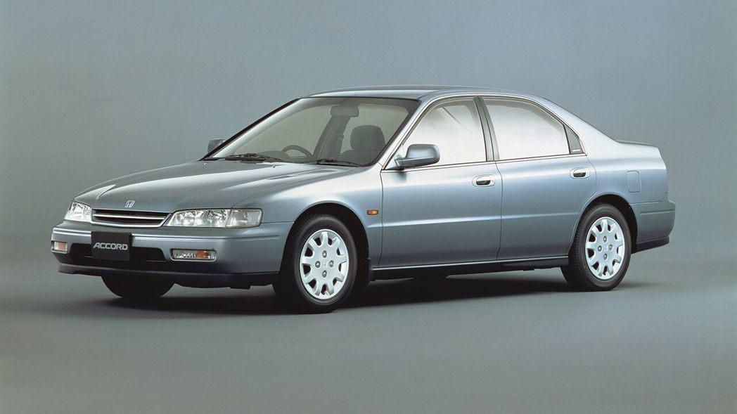 Honda Accord。 摘自Honda