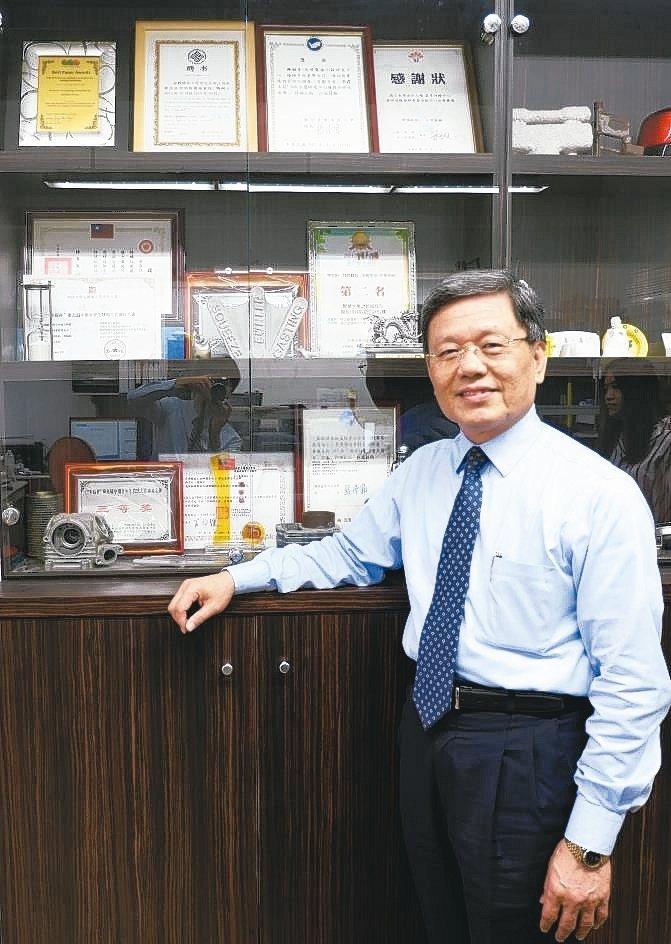 計畫主持人臺海大工學院院長莊水旺教授歡迎踴躍參與聯盟活動。 海大/提供