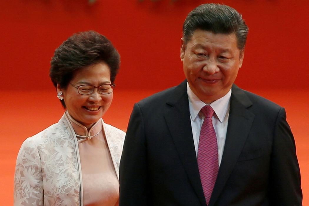 北京應虛心面對香港民意海嘯