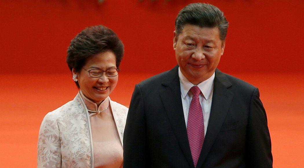香港追求民主的訊息,北京不能誤讀 路透社
