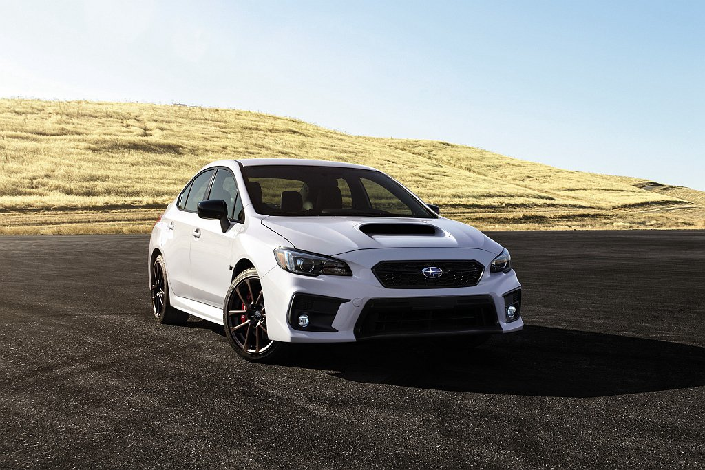 Subaru WRX/WRX STI White Limited Edition...