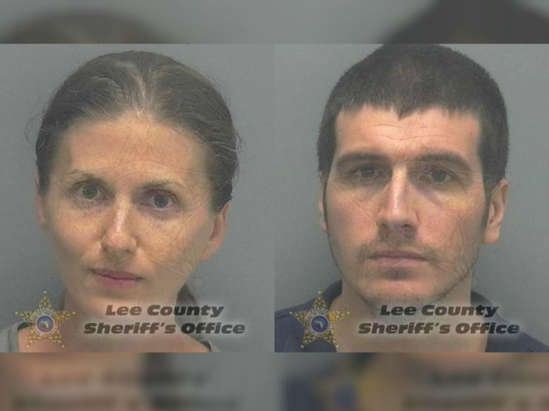 Sheila(左)和丈夫Ryan O'Leary逼迫孩子吃素又不就醫,最終害兒子...