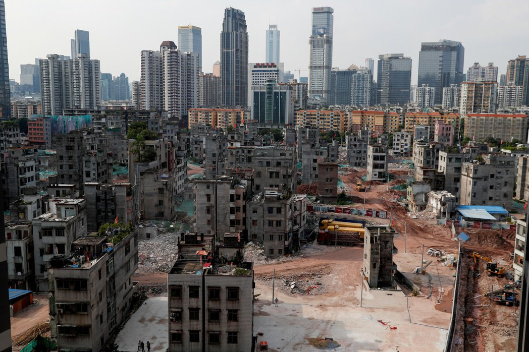 廣東有最多房地產公司破產。 圖/路透社