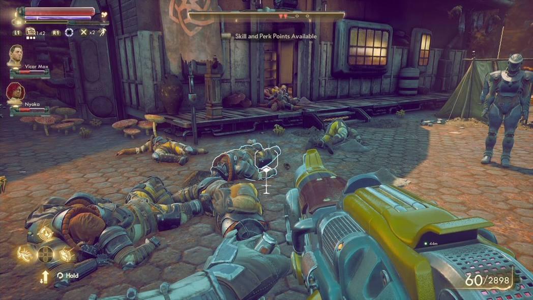 你可以見人殺人,屠村,甚至殺光重要 NPC 都可繼續遊戲