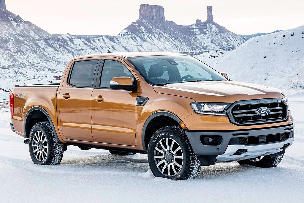 「Truck of the Year」年度卡車獎項,有睽違7年再度重返美國市場銷...