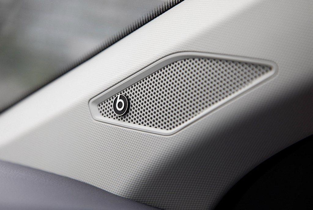 新年式福斯Polo Style及Style R-Line車型標配beats環繞音...