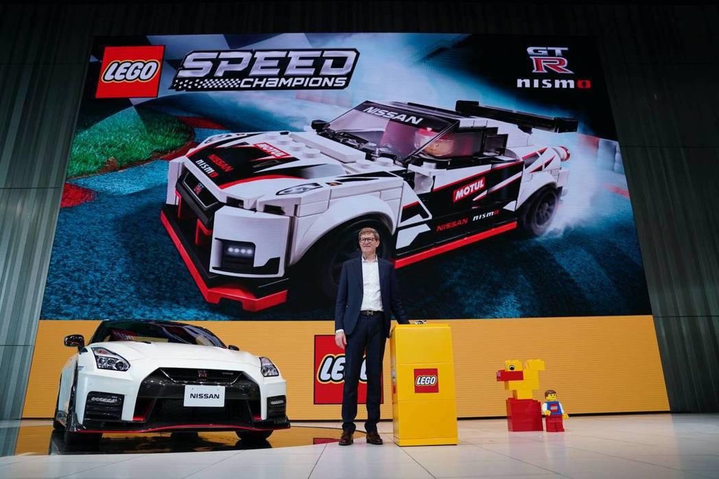 知名玩具積木品牌樂高LEGO透過旗下的「Speed Champions」系列,推...