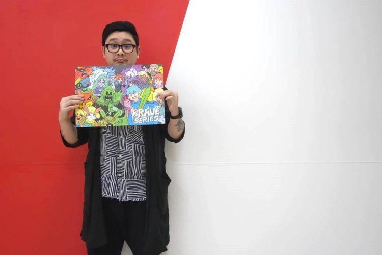 台灣人氣漫畫家「黃色書刊」將於「Creema Craft Party 2019 in台灣」快閃似顏繪。 圖/聯合數位文創提供