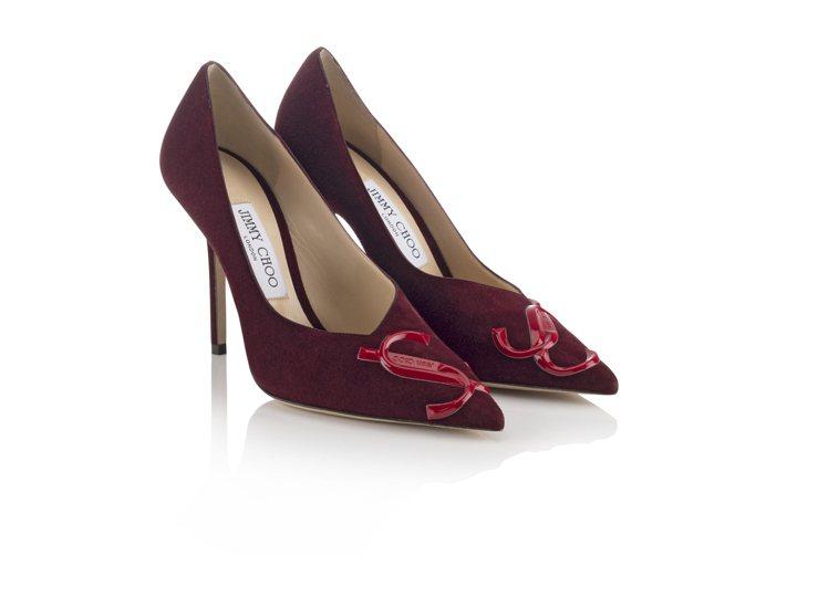 秋冬新款Love鞋款以品牌縮寫「JC」字母呼應現今很紅的Logo風,簡約又帥氣(...
