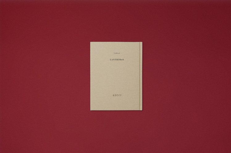 《Ωοτοκία 卵生》攝影特輯以米色書皮搭配照片硬殼包裝,由倫敦獨立出版商I...