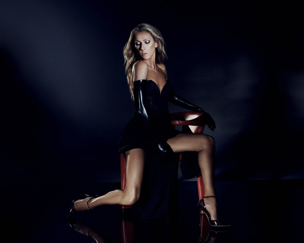 席琳狄翁新專輯「勇氣」空降告示牌排行冠軍。圖/Sony Music 提供