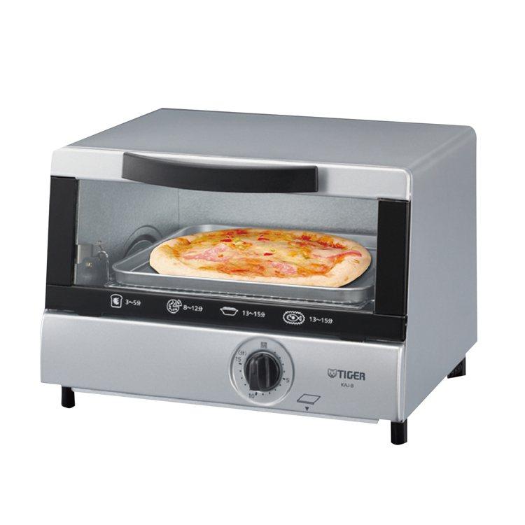 家電買五送一,虎牌5L電烤箱原價2,770元,特價1,490元。圖/新光三越提供
