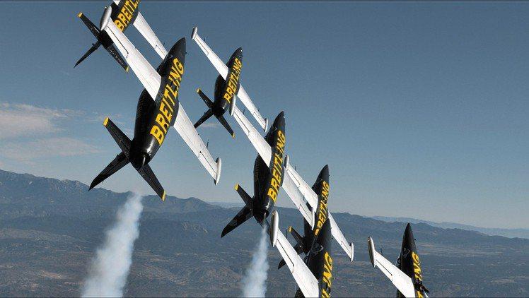 百年靈即將在2019年底後開放與阿帕奇航空營運的特技飛行隊合約,預期採多重贊助模...