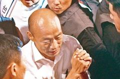 「王立強來台肯定告」韓怒轟:民進黨炒作組合拳