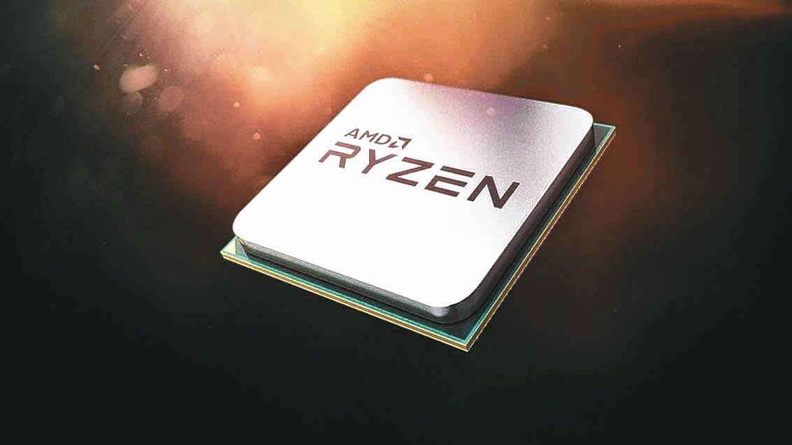 祥碩幫AMD客製化生產新款B550、A520將在明年第一季開始出貨。圖為AMD第...