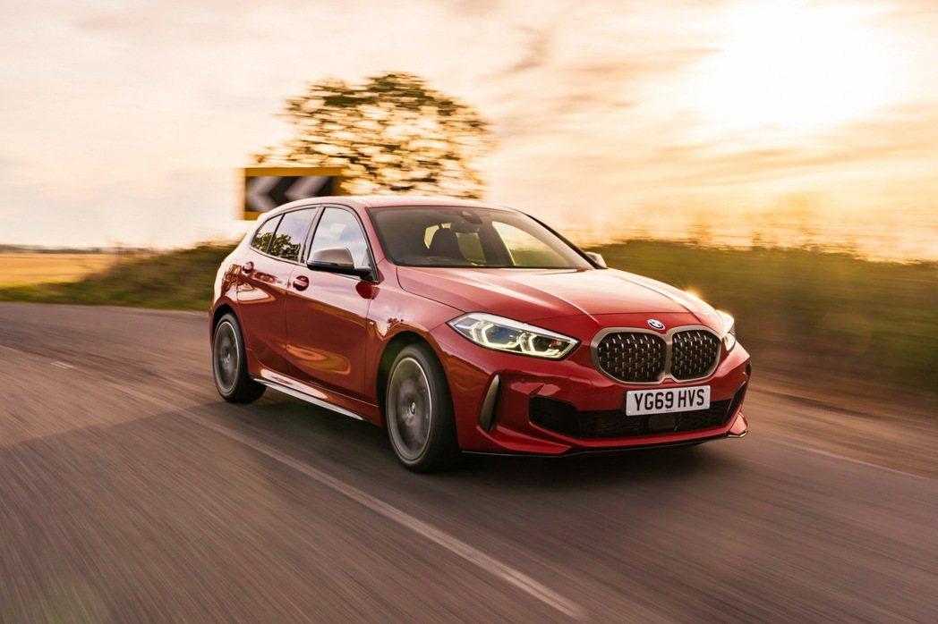 全新BMW 1系列今年已經正式在台販售 圖/摘自carscoops.com