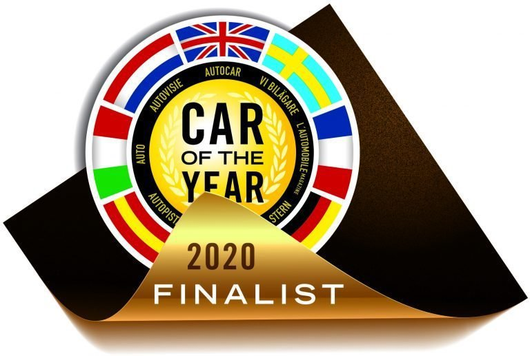 歐洲年度風雲車大賞(European Car of the Year) 。 圖/...