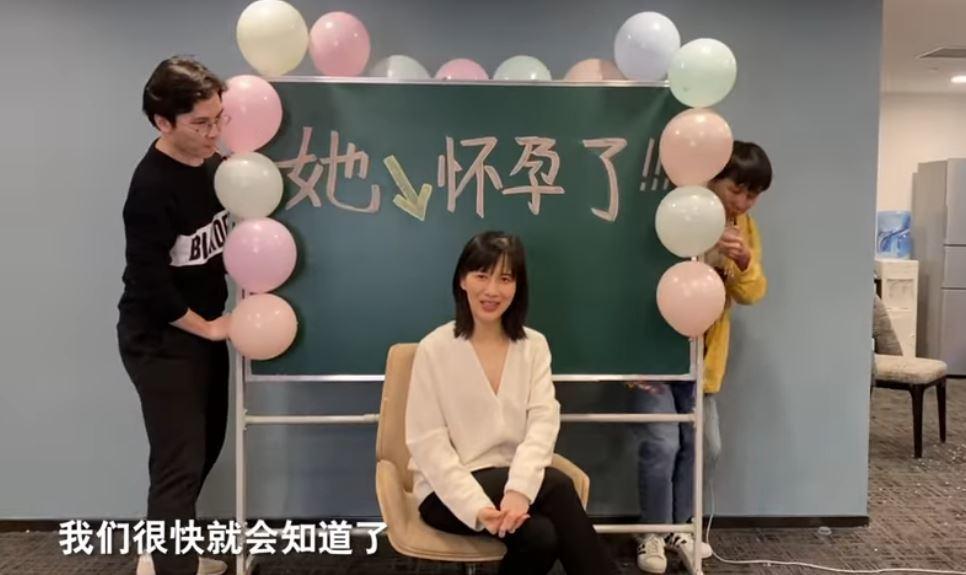 中國網紅Papi。圖片來源:papi醬youtube