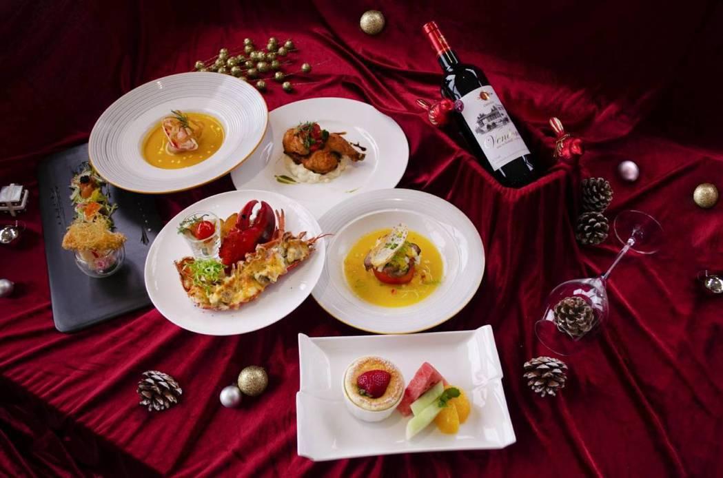聖誕節套餐。 業者/提供