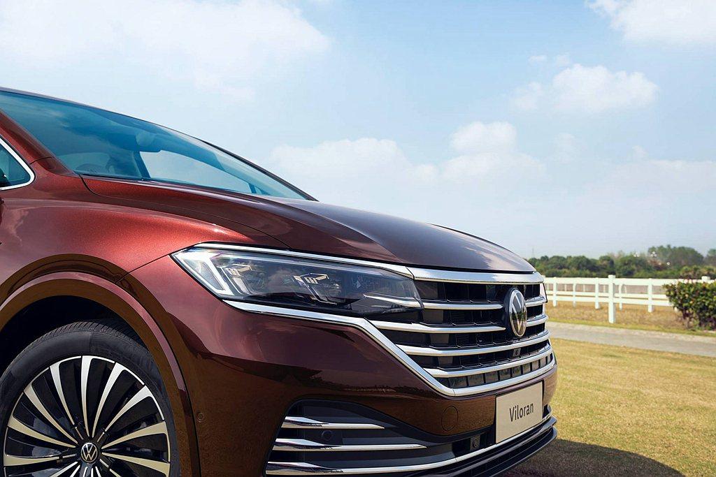 上汽大眾透露福斯Viloran將於2020年於中國推出販售。 圖/Volkswa...