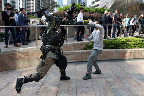 國際認證的暴行:22人權組織要求聯合國代表譴責港府暴力