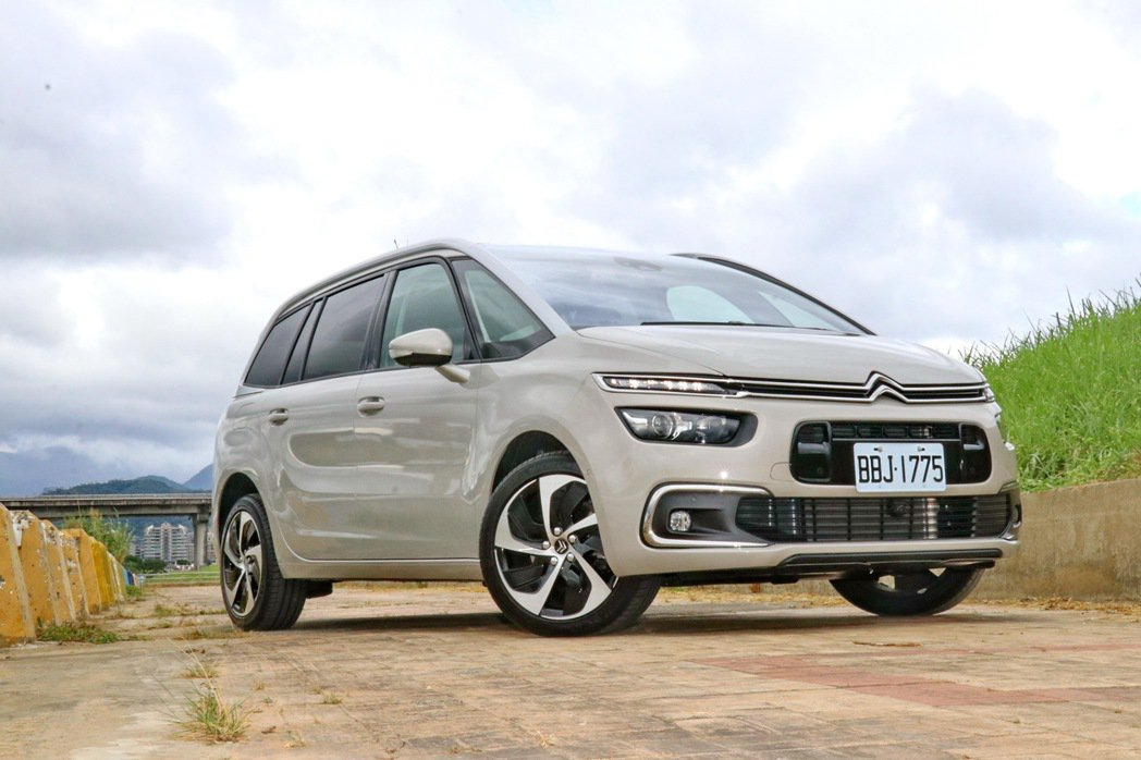 Citroen Grand C4 SpaceTourer是法系旗艦5+2人座MP...