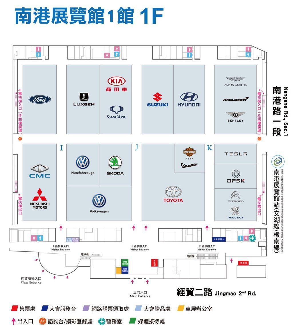 圖/台北新車大展提供