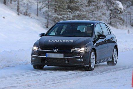 第八代Volkswagen Golf當然也有性能車 全新GTI車款現正測試中!