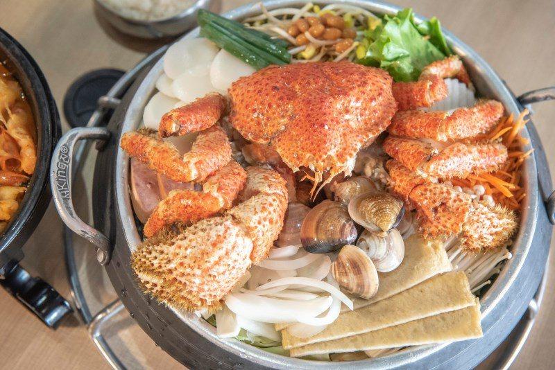 ▲日本進口的雪蟹數量不定,想吃還得把握時間!