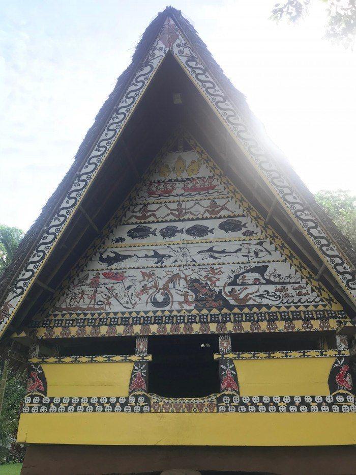 帛琉歷史博物館。 圖/FunTime