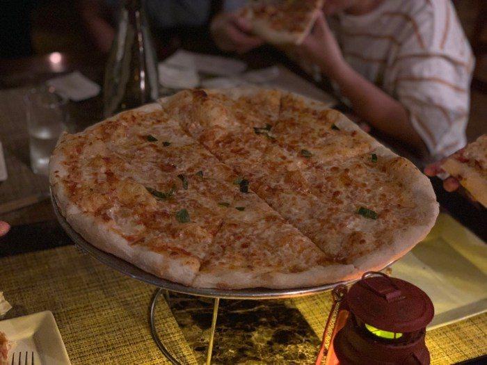 帛琉pizza。 圖/FunTime