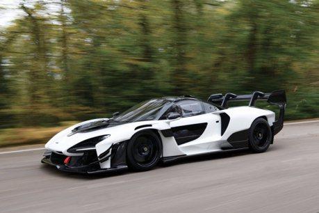 5,000萬買輛只能上賽道的McLaren Senna GTR?真的划算嗎?