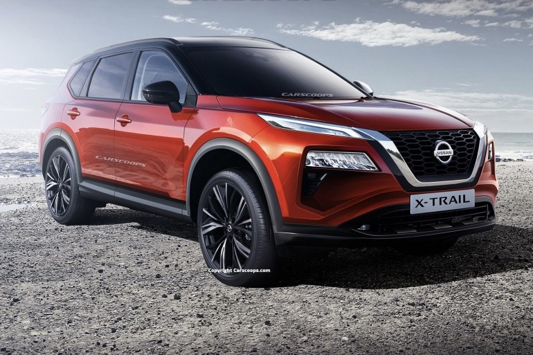 2021 Nissan X-Trail將搭載什麼好料?足以挑戰RAV4?