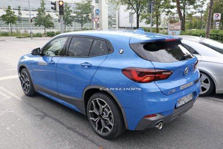 全新BMW X2 xDrive25e PHEV將擁有217匹馬力並搭載e-AWD!