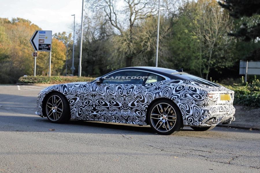 影/小改款Jaguar F-Type跑車即將現身! 新直6引擎會導入嗎?