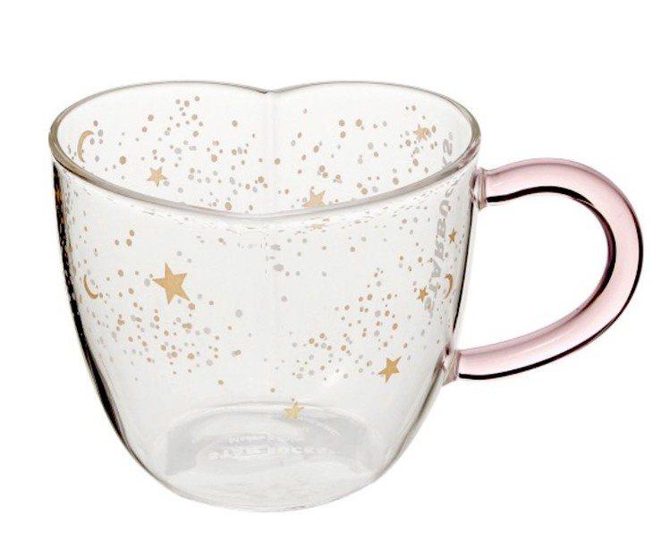 「愛心款馬克杯」深受女性消費者喜愛。圖/取自starbucks.jp