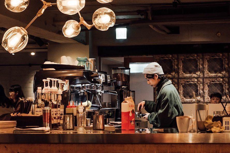 好滴咖啡新北首店,12月下旬進駐環球購物中心板橋車站。圖/摘自好滴咖啡粉絲頁