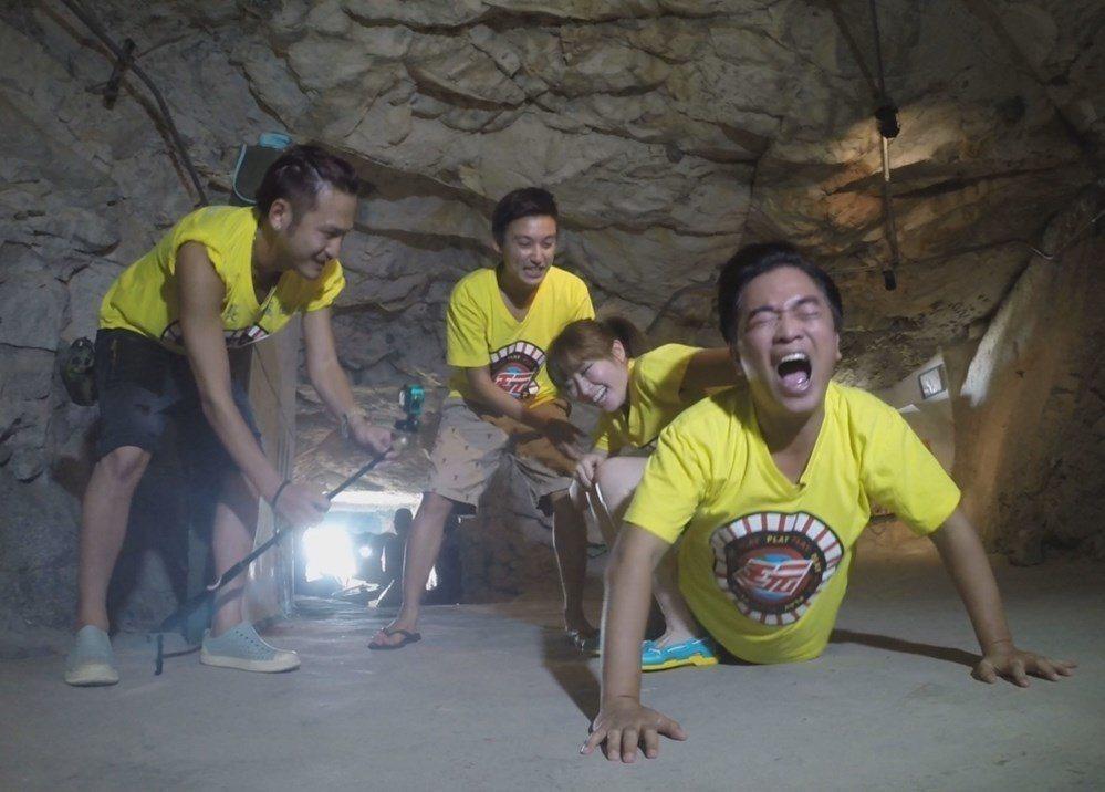 吳宗憲的「綜藝玩很大」是外景指標性節目。圖/三立提供