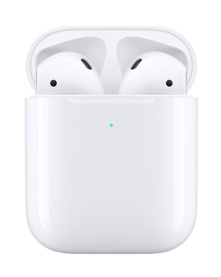 AirPods搭配無線充電盒,原價6,490元、PChome 24h購物「黑五樂...