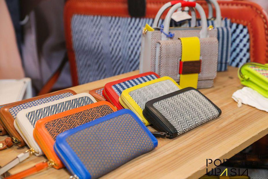 泰國清邁手工編織包Torboon。圖/誠品提供